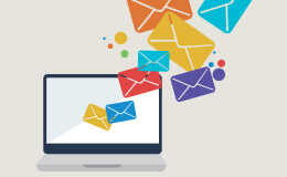 Sign up for weekly email blasts